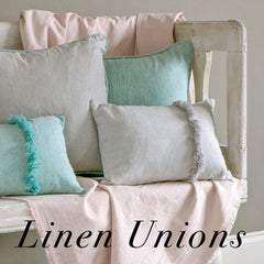 LInen Unions in the Annie Sloan Fabric Collection