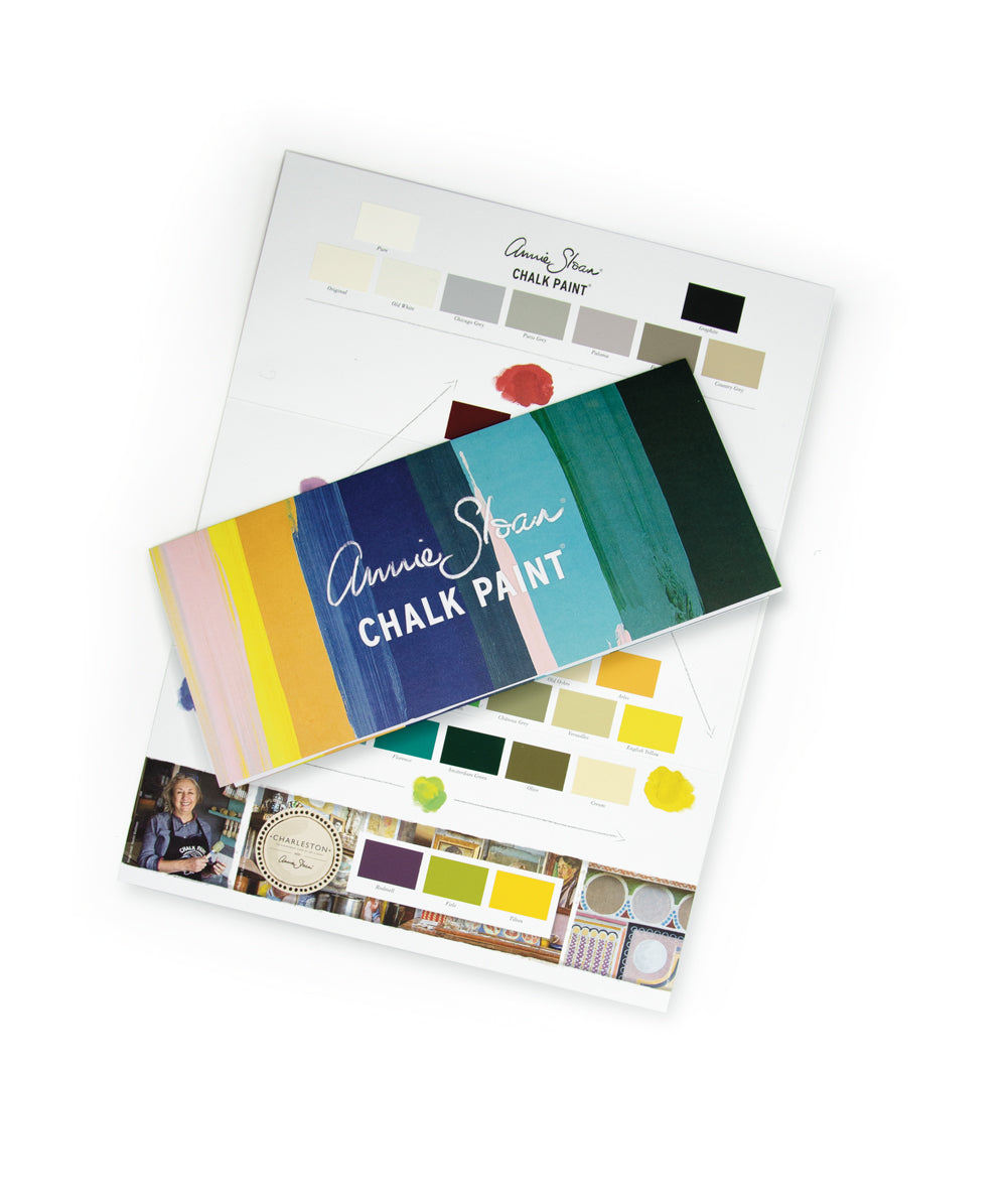 The Chalk Paint® Colour Card