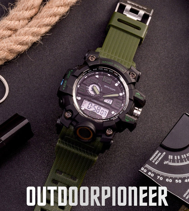 Outdoorpioneer™ Sanda 742 Watch - HighTecSurvive