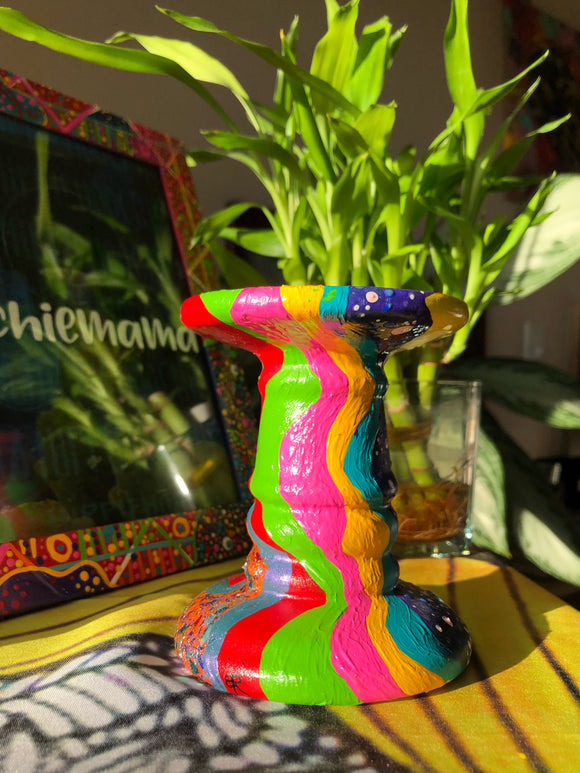 Psychedelic-Galaxy-hand-painted-candle-holder