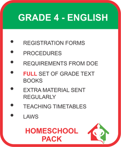 NEW GRADE 4 ENGLISH BUNDLE