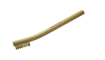 Detail Toothbrush Wooden Handle