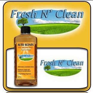 Auto Scent Air Freshener Concentrate 8oz