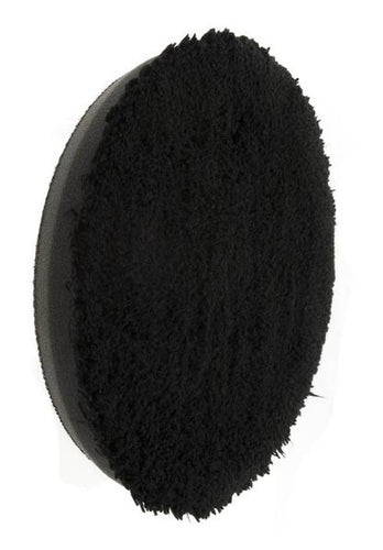 BUFF 420MFP Black & Black Microfiber Finishing Grip Pad