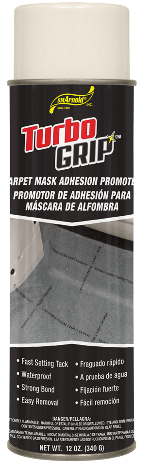 Turbo Grip Carpet Mask Adhesion Promoter