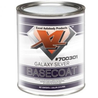 Galaxy Silver Basecoat