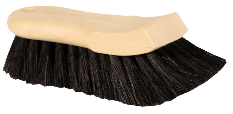 Leather Upholstery Horsehair Brush