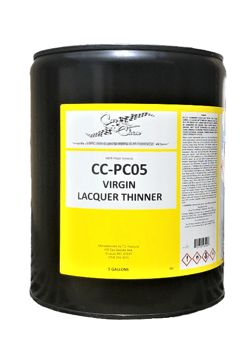 Prime and Clean Laquer Thinner