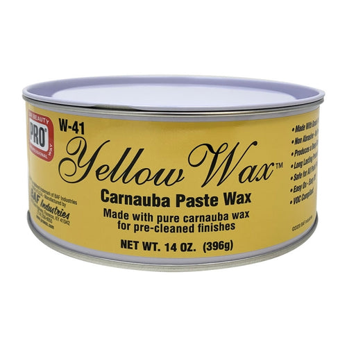 BAF W41 Yellow Wax Paste