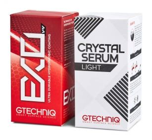 EXO & Crystal Serum Light Kit
