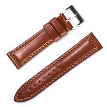 Load image into Gallery viewer, Rich Brown Leather Strap