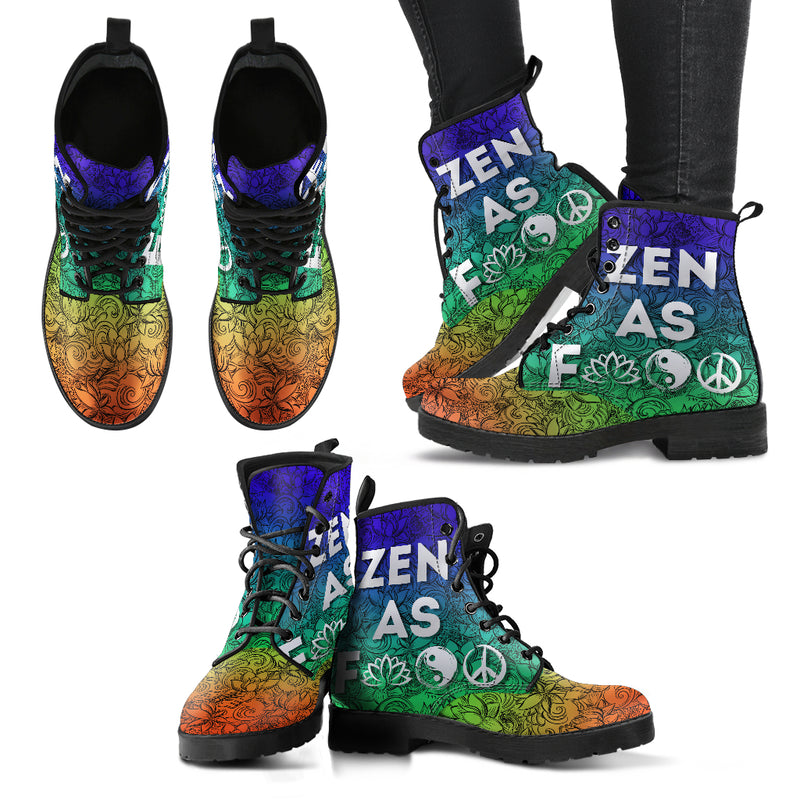 Zen As Handcrafted Boots