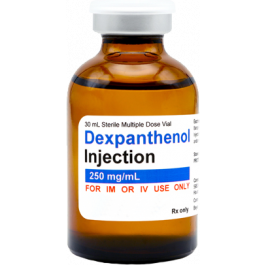 Dexpanthanol - Vitamin B-5 - 250MG/ ML - 30ML