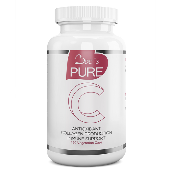 Docs Pure - Vitamin C with Bioflavanoids