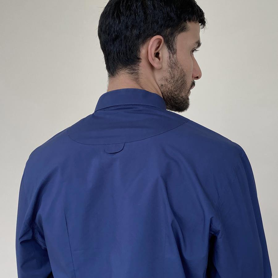 fine cotton textured shirt. abhishek sharma, abhishekstudio