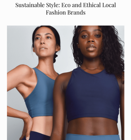 Good Days Activewear Sustainable Style Sassy