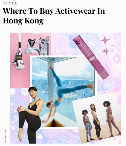 Good Days Activewear Hong Kong