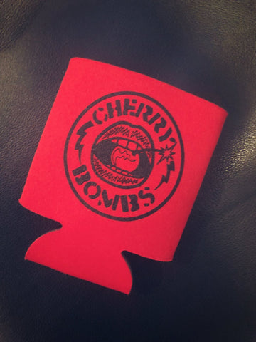 Cherry Bombs Koozie