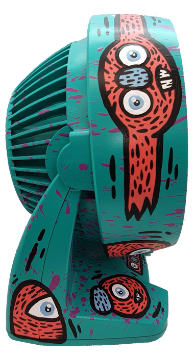 Vornado x Distort Monsters VAS 1.0 (TEAL)