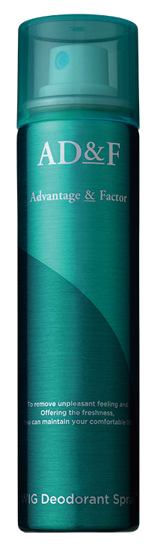 AD& F Wig Deodorant Spray +