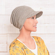 Load image into Gallery viewer, cap for chemotherapy hair loss, hat for chemo, cap for chemo, hat for hair loss