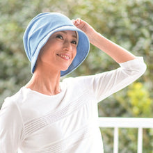 Load image into Gallery viewer, cap for chemotherapy hair loss, hat for chemo, cap for chemo, hat for hair loss, cooling cap for chemo