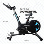 Load image into Gallery viewer, Reach SB-900 Spin Bike