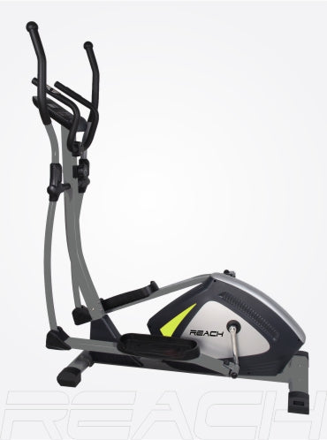 A Reach C-300 Elliptical Cross Trainer Machine.