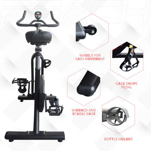 Reach Evolve Spin Bike