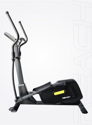 A Reach C-500 Elliptical Cross Trainer Machine.
