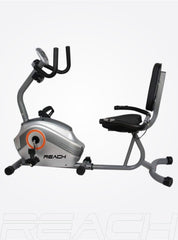 Reach R-400 Magnetic Resistance Recumbent Bike