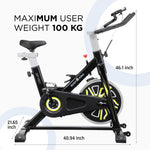 Load image into Gallery viewer, Reach Body King SP1901 Spin Bike
