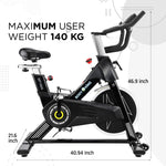 Load image into Gallery viewer, Reach Body King SP1905 Spin Bike
