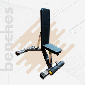 Multi Adjustability Weight Bench