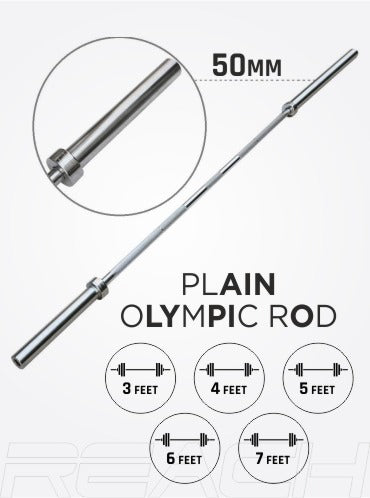 Barbell Rod