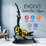 Load image into Gallery viewer, EVOLVE Elliptical Climber