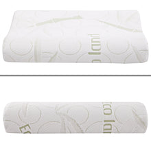 Load image into Gallery viewer, Giselle Bedding Set of 2 Bamboo Pillow with Memory Foam - My Bonza Deals