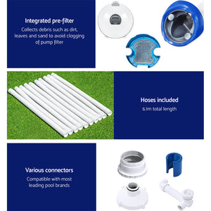 Bestway Pool Cleaner Cleaners Cleaning Automatic Above Ground Pools Hose