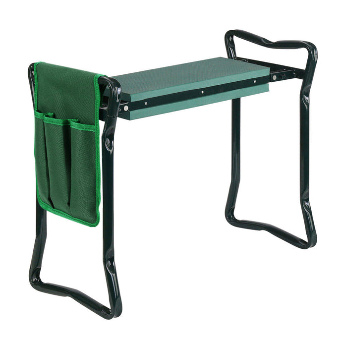 Gardeon Garden Kneeler Seat Outdoor Bench Knee Pad Foldable - My Bonza Deals