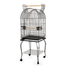 Load image into Gallery viewer, i.Pet Large Bird Cage with Perch - Black - My Bonza Deals