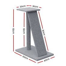 Load image into Gallery viewer, i.Pet 82cm Cat Scratching Post - Grey - My Bonza Deals