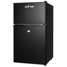 Load image into Gallery viewer, Glacio 90L Portable Fridge Bar Freezer Cooler Upright 12V/24V/240V Caravan 4WD Car Camping Black