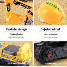 Load image into Gallery viewer, Keezi Kids Ride On Excavator - Yellow - My Bonza Deals