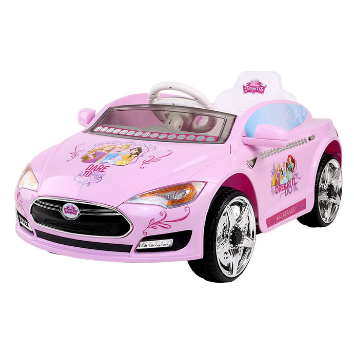 Disney Princess Ride On Car- Pink - My Bonza Deals
