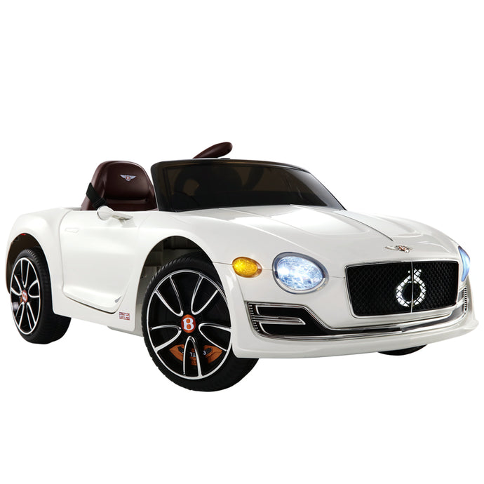 Rigo Kids Ride On Car  - White - My Bonza Deals