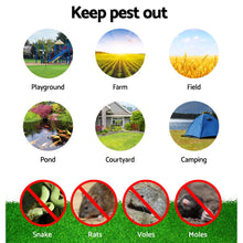 Load image into Gallery viewer, 10X Solar LED Snake Repeller Multi Pulse Plus Ultrasonic Pest Rodent Repellent - My Bonza Deals