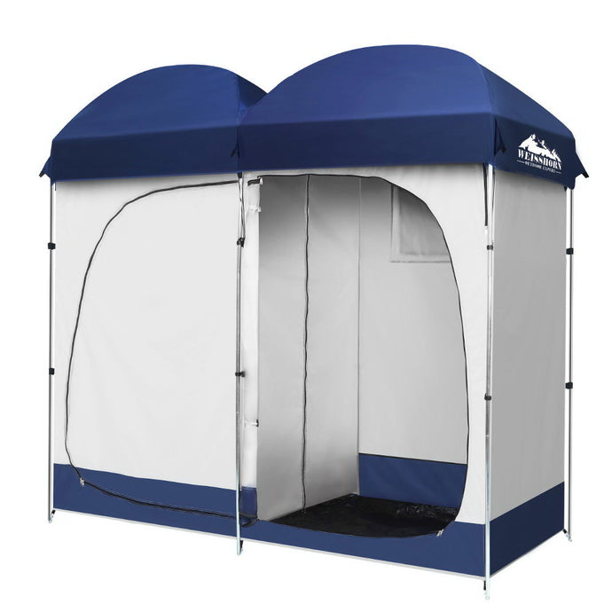 Weisshorn Camping Shower Tent - Double - My Bonza Deals