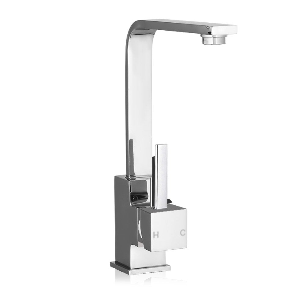 Kitchen Mixer Tap - Silver - My Bonza Deals
