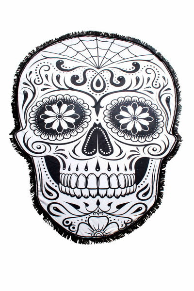 Skull Towel Design 4 - My Bonza Deals