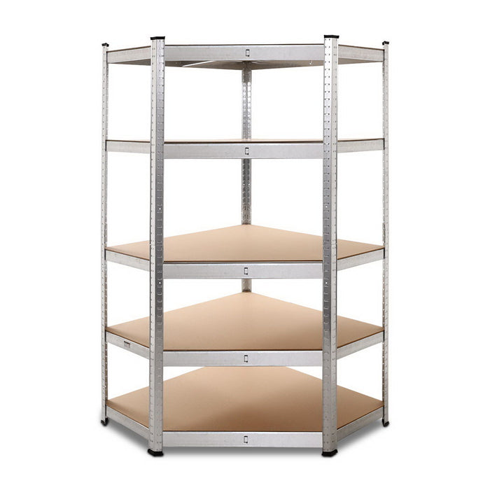 Giantz Warehouse Storage Rack Racking Shelving Steel Garage Kitchen Organisers - My Bonza Deals